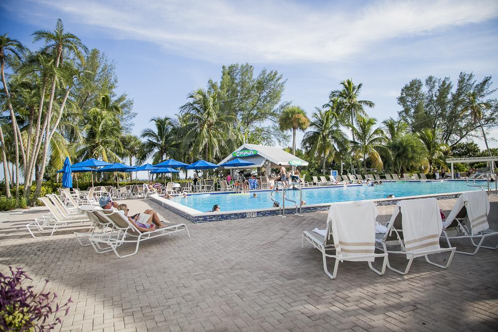 Casa Ybel Resort Swimming Pool