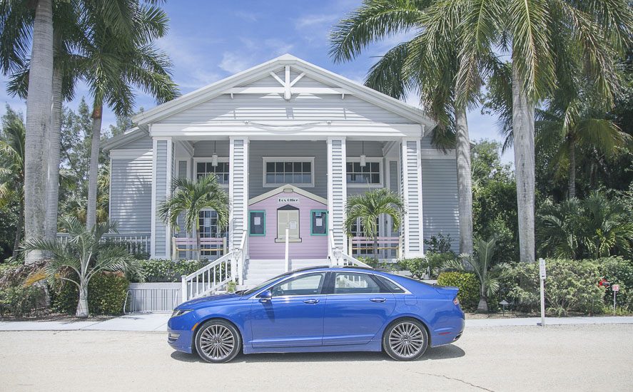 Herb Strauss Ttheater Sanibel Island Lincoln MKZ