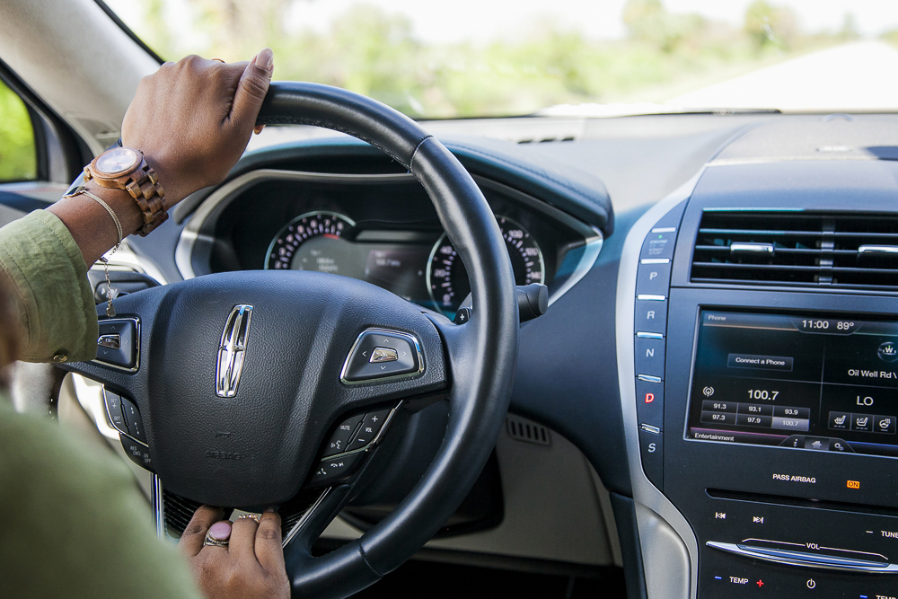 Lincoln MKZ Driving Experience