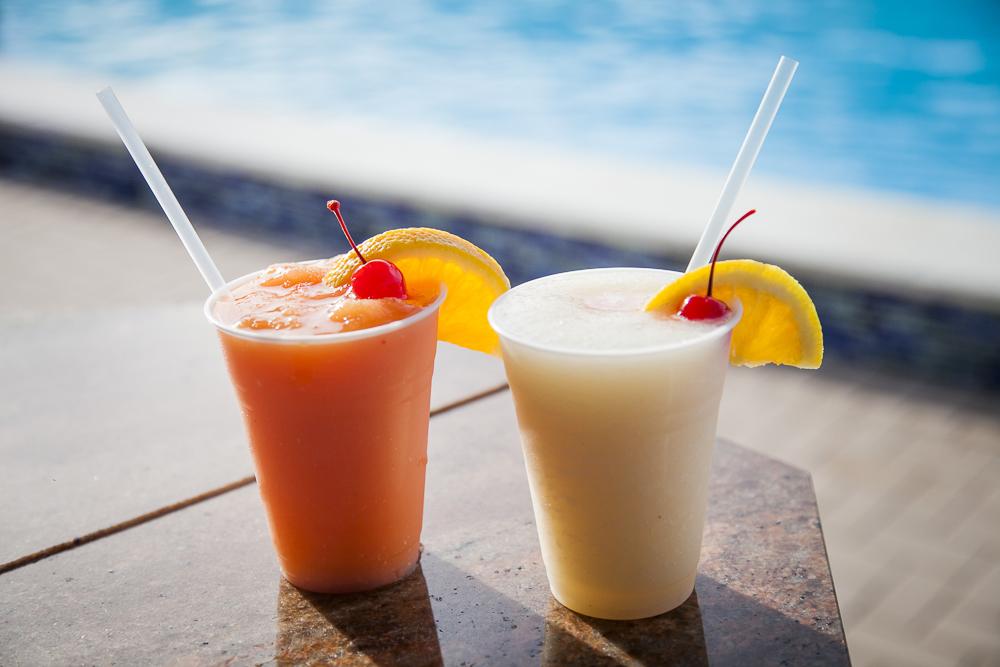 Sanibel Island Drinks