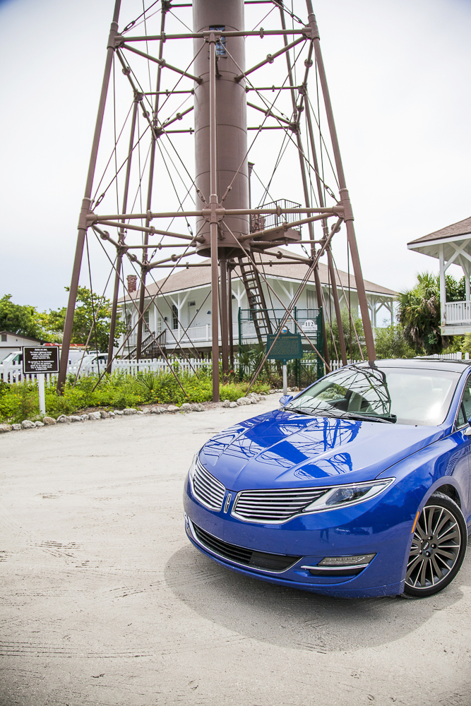 Sanibel Island Lighthouse Lincoln MKZ