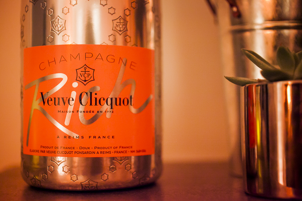 Vevue Clicquot Rich