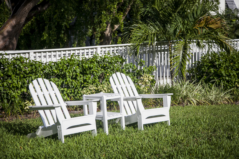 White Lawn Chairs Photography