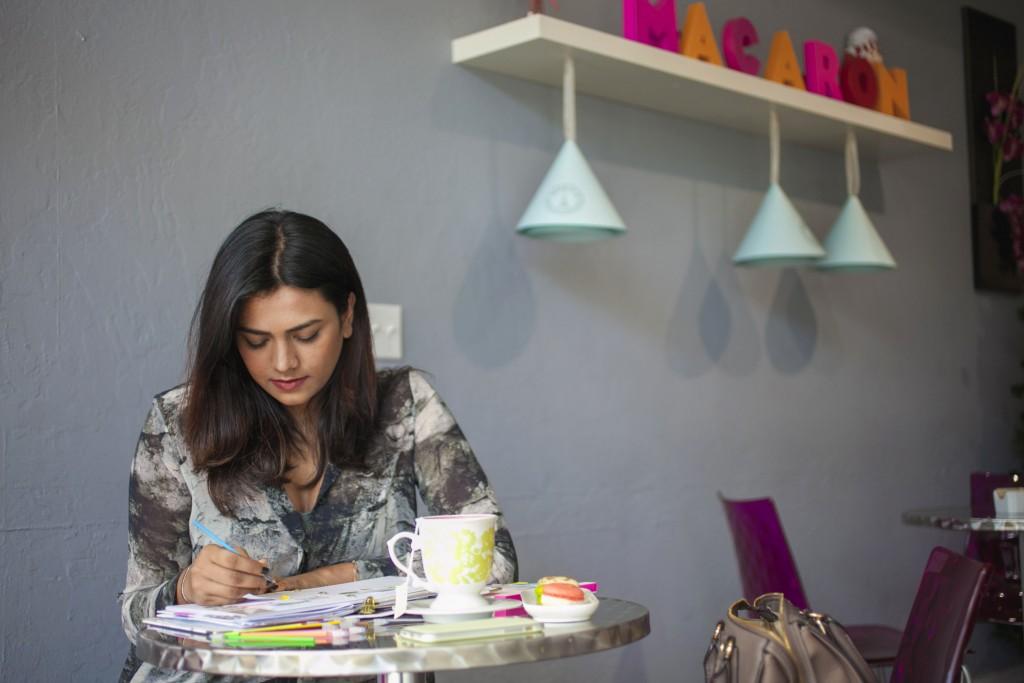 Afroza Khan Blogger Epic Planner DIY Binder