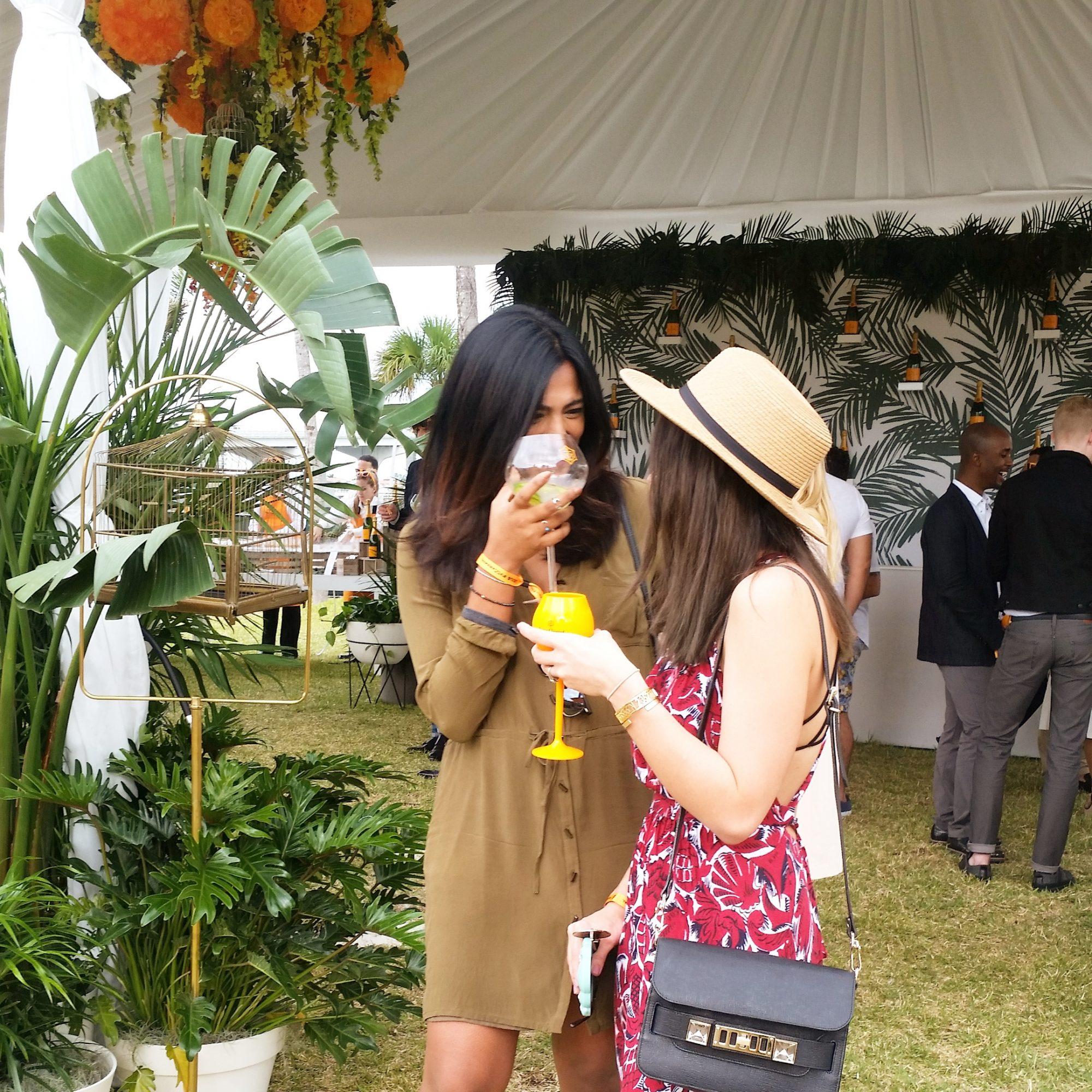 Miami Fahion Bloggers Afroza & Daniela