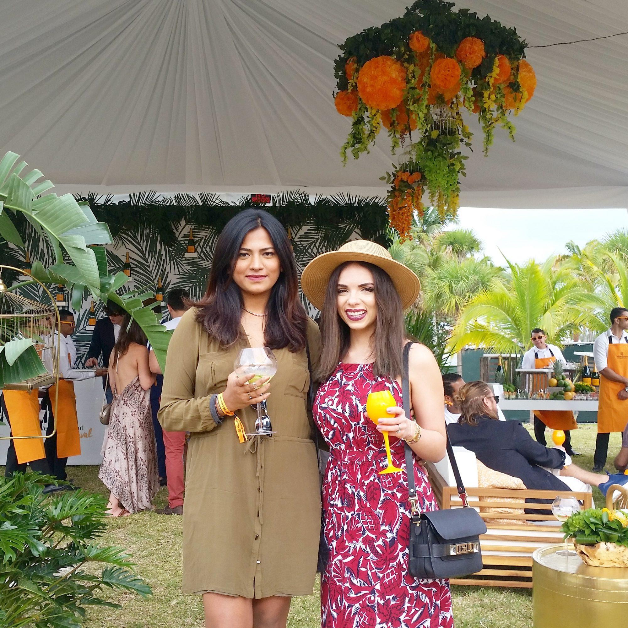 Miami Fahion Bloggers Chic Stylista & Nany's Klozet