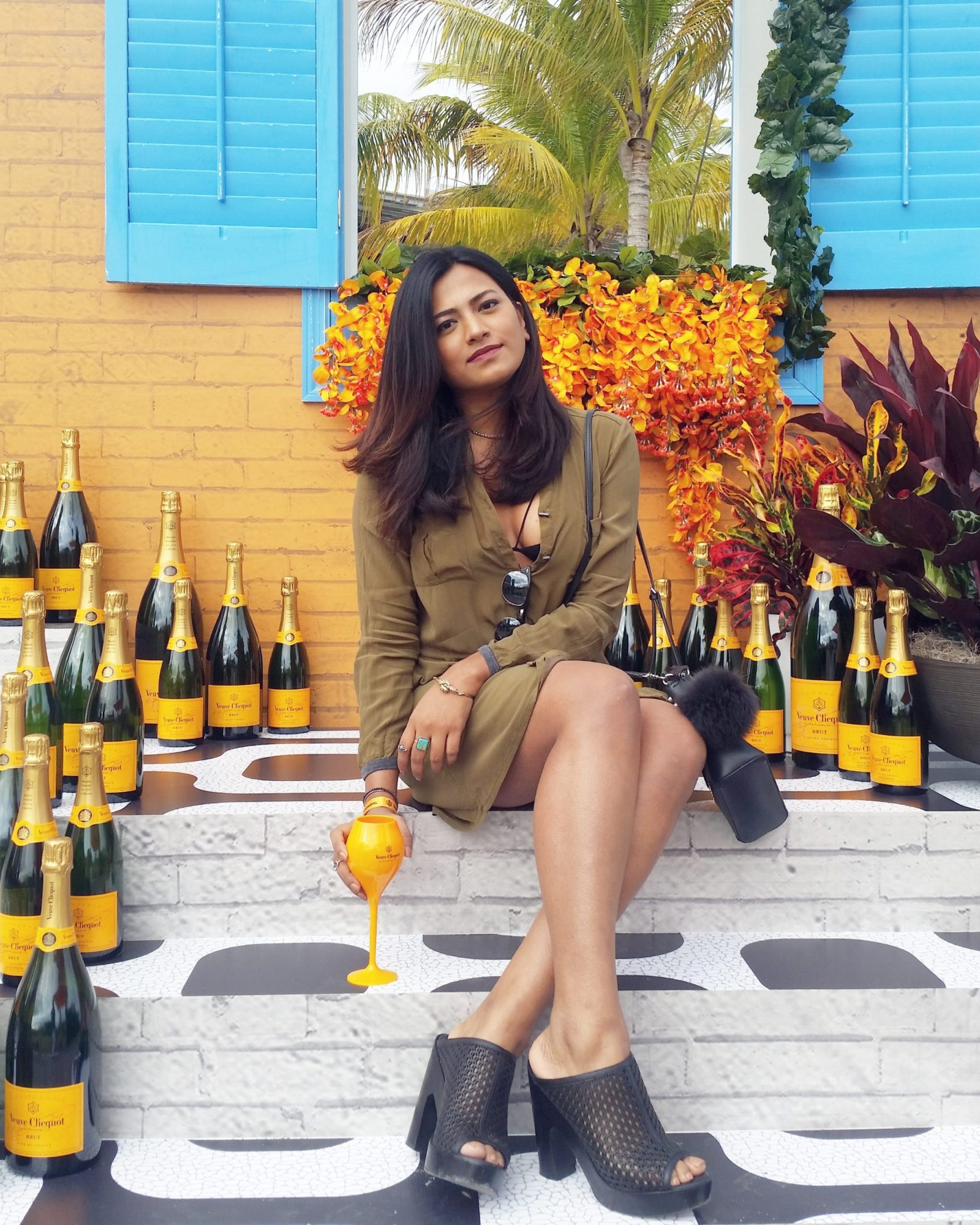 #VCCarnaval Veuve Clicquot Miami Influencer