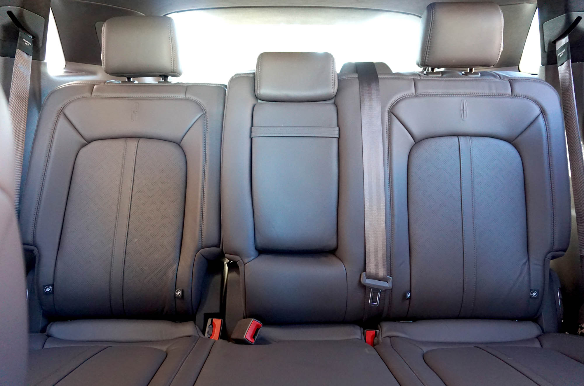 Lincoln MKX Interior Seats