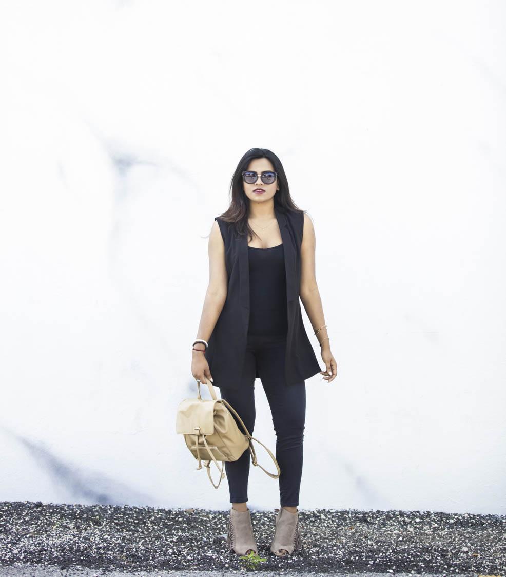Miami Fashionista Afroza Khan
