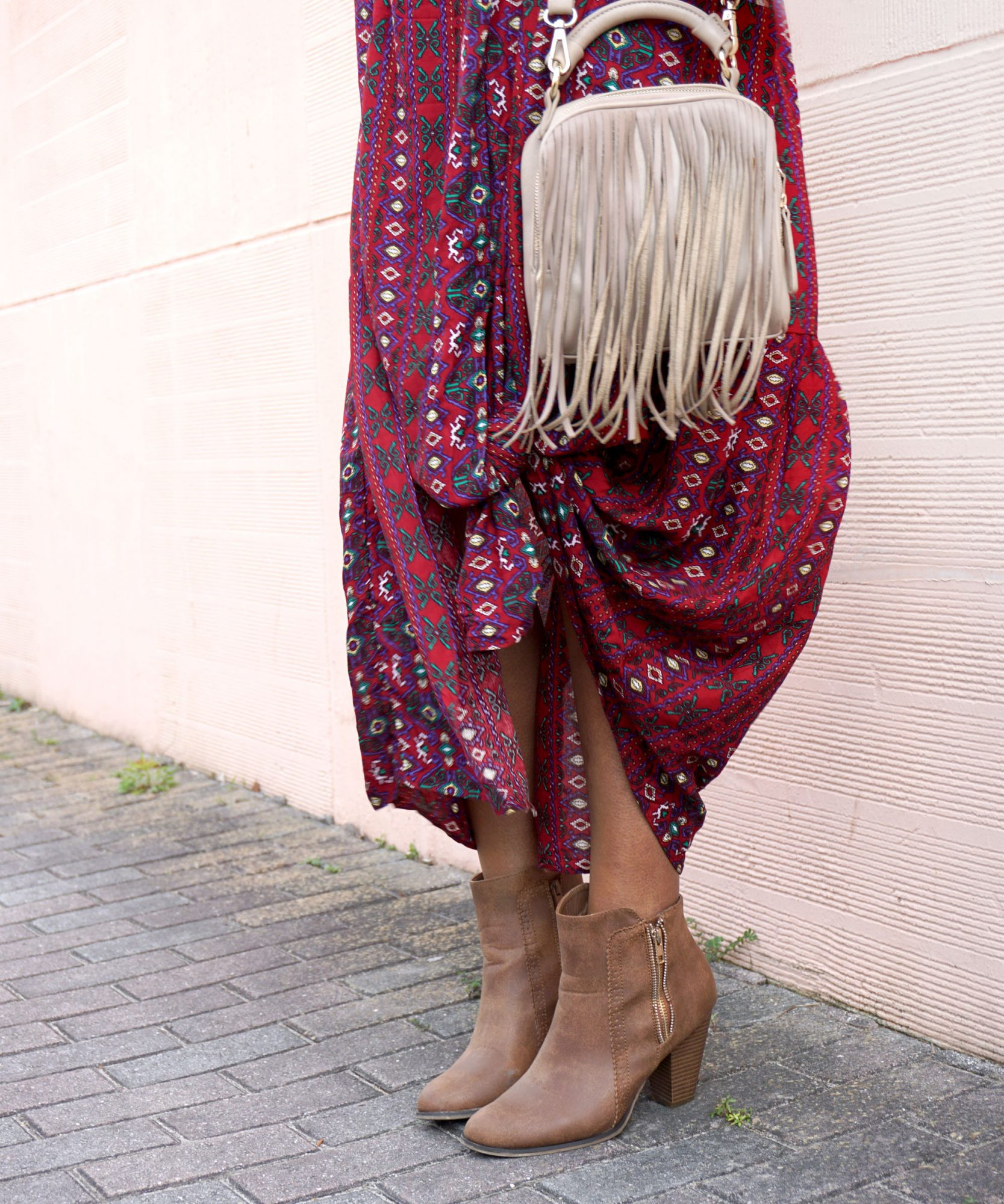 Zaful Tribal Print Festival Fashion Dress