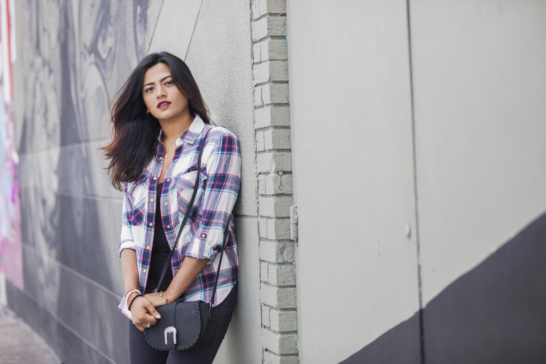 Afroza Khan Fashion Beauty Blogger