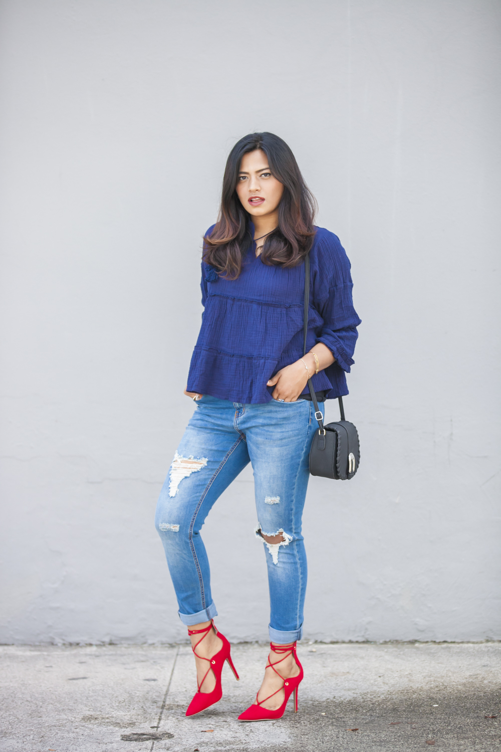 Chic Stylista Fashion Blogger