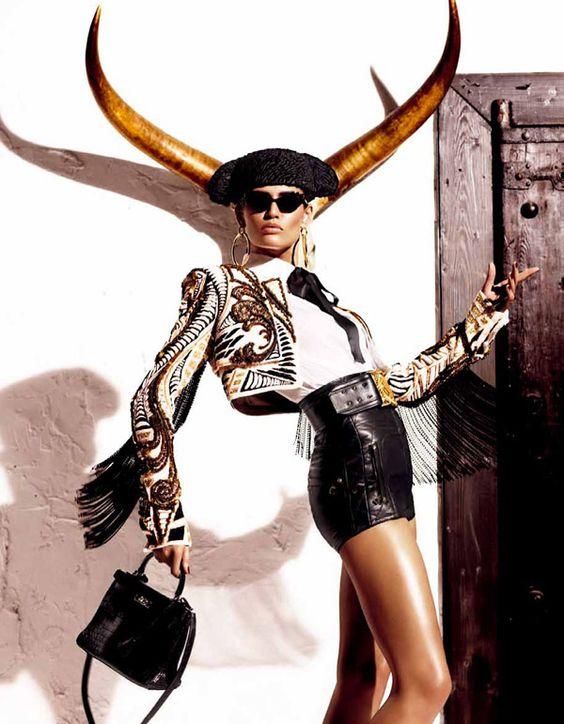 High Street Fashion Taurus Style