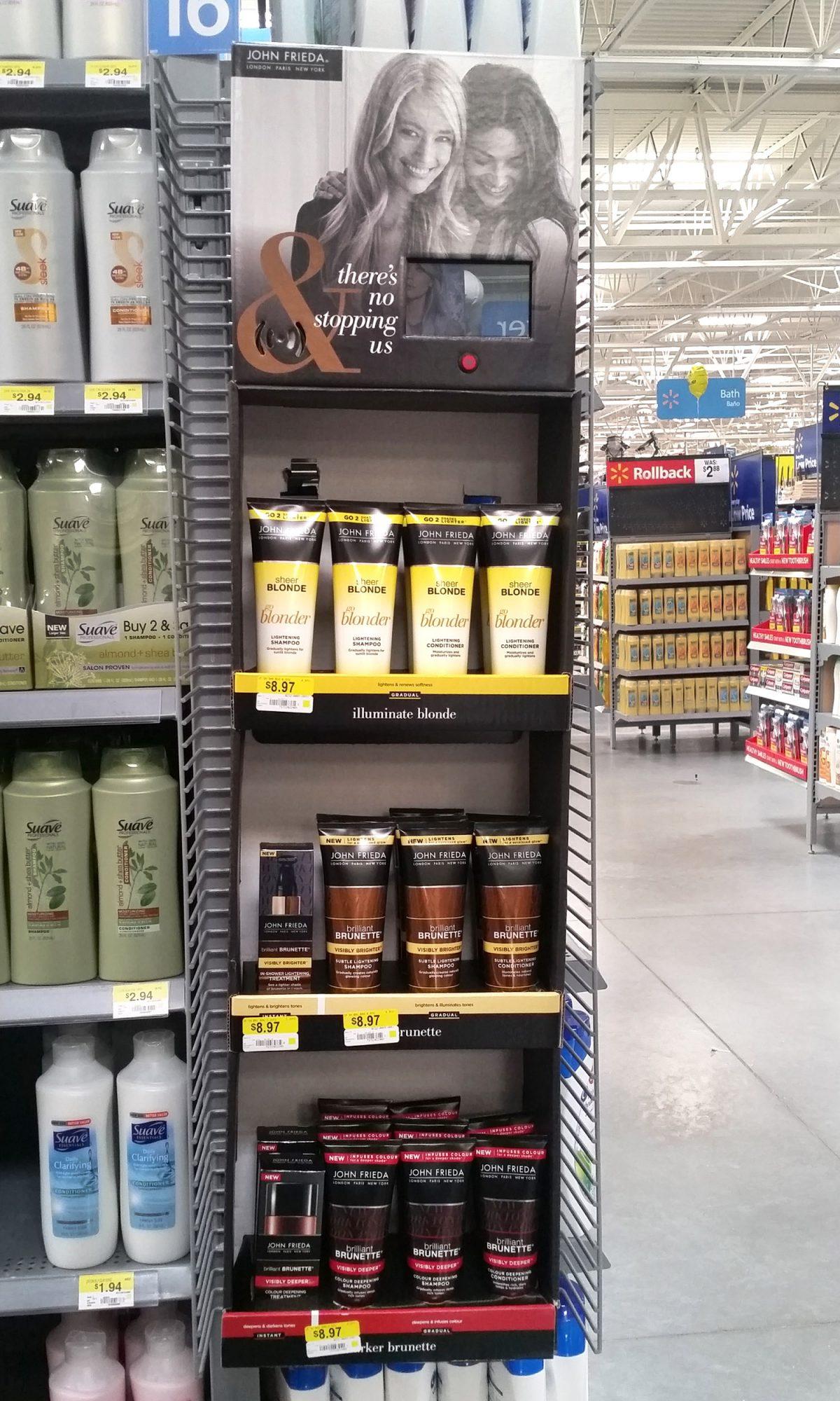 John Frieda Hair Color Walmart