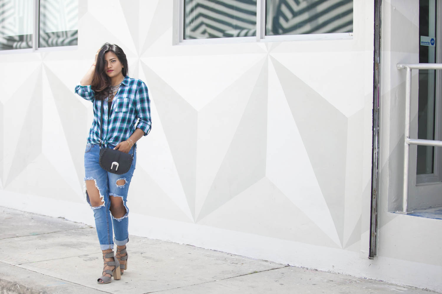 Miami Fashion Blogger Afroza Khan