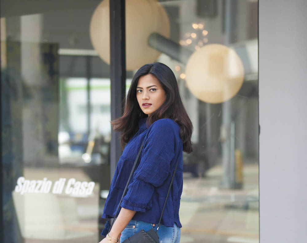 Miami Influencer Afroza Khan