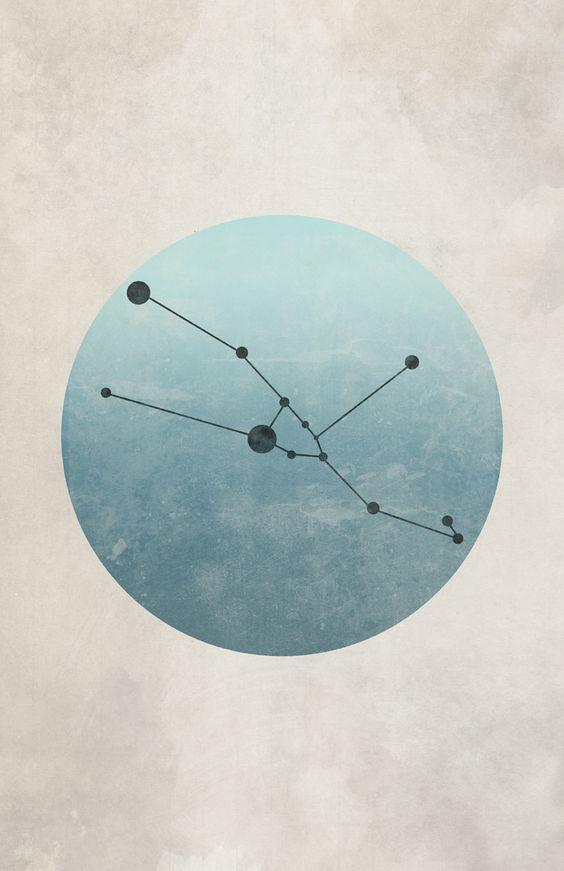 Taurus Horoscope Constellation