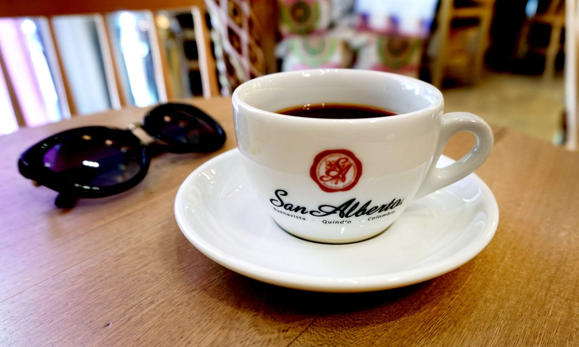 San Alberto Colombian Coffee