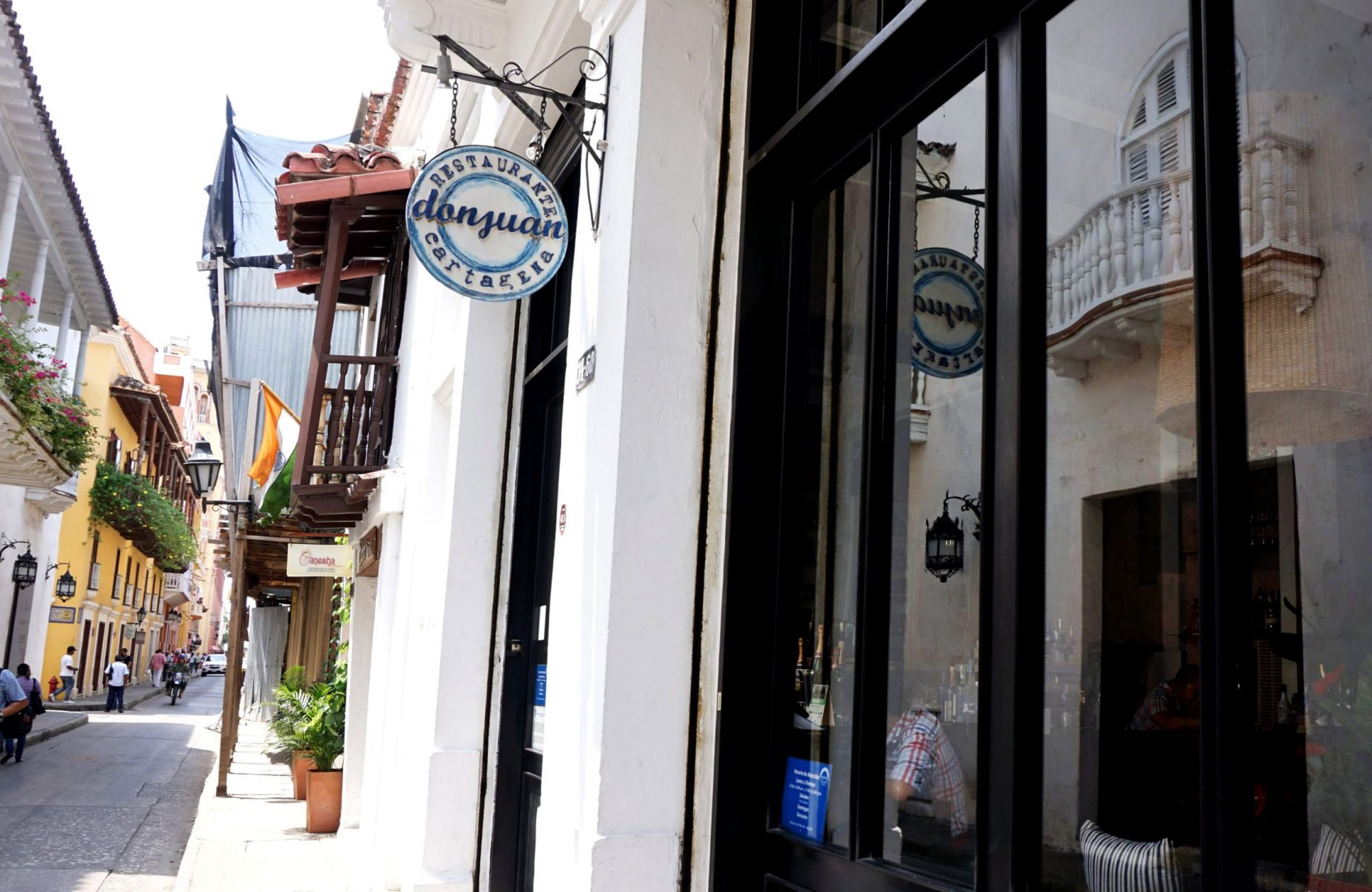 Restaurante Donjuan Cartagena