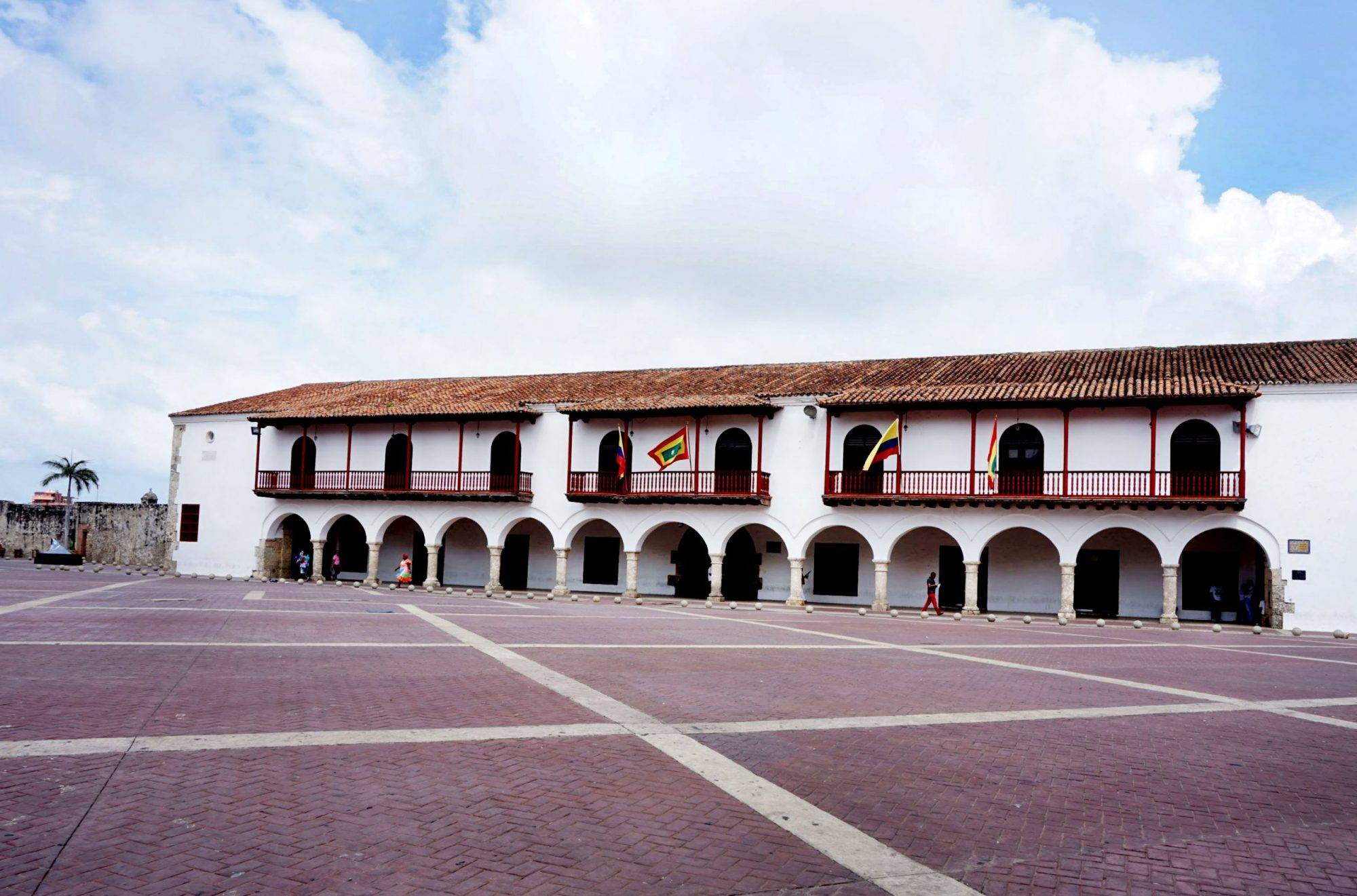 Center of Cartagena de Indias
