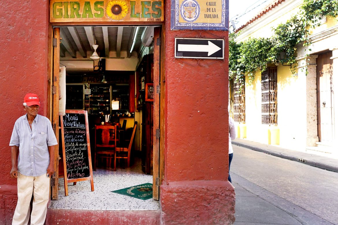 Vegan Friendly: Where to Eat & Drink in Cartagena, Colombia