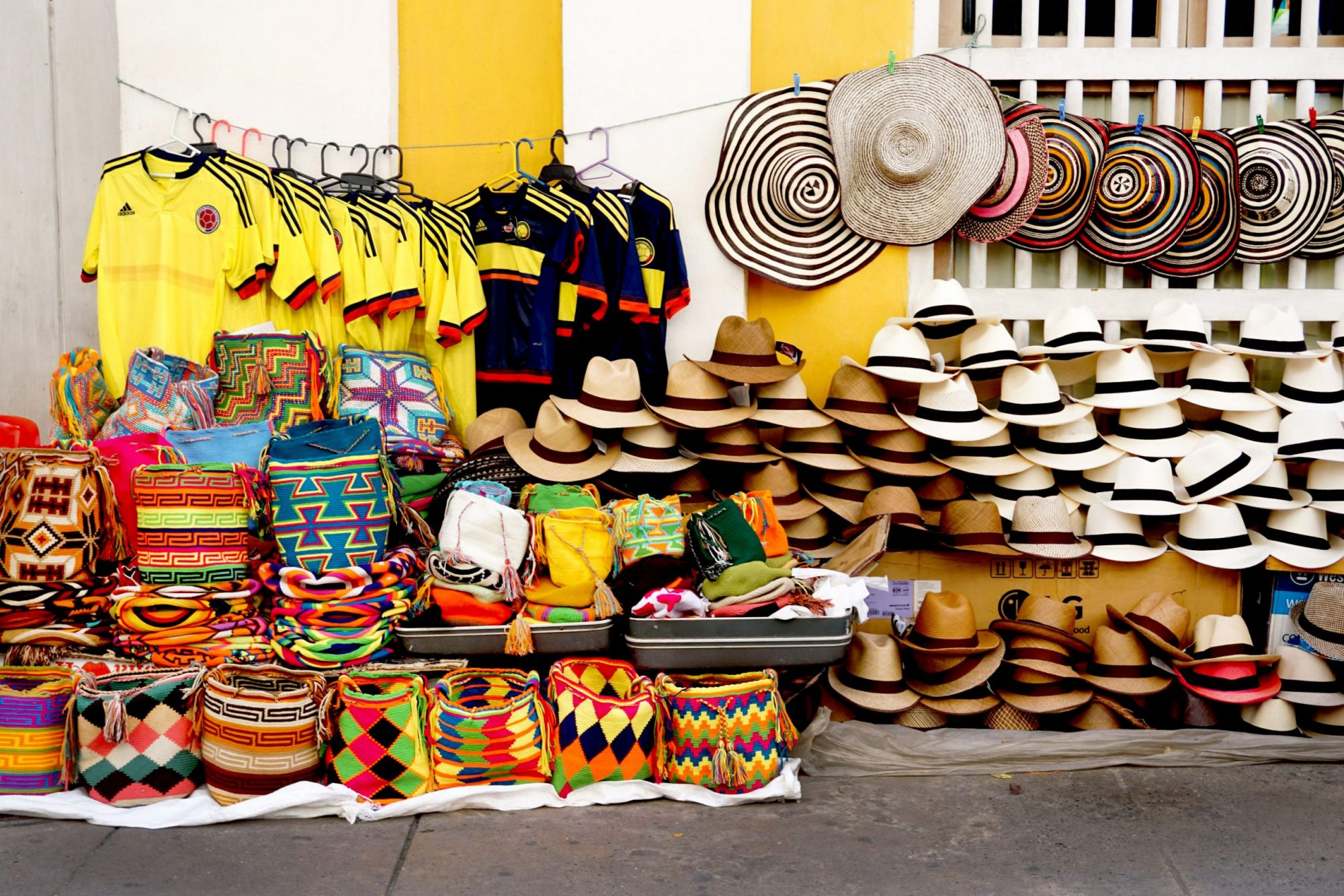 Cartagena Street Shops