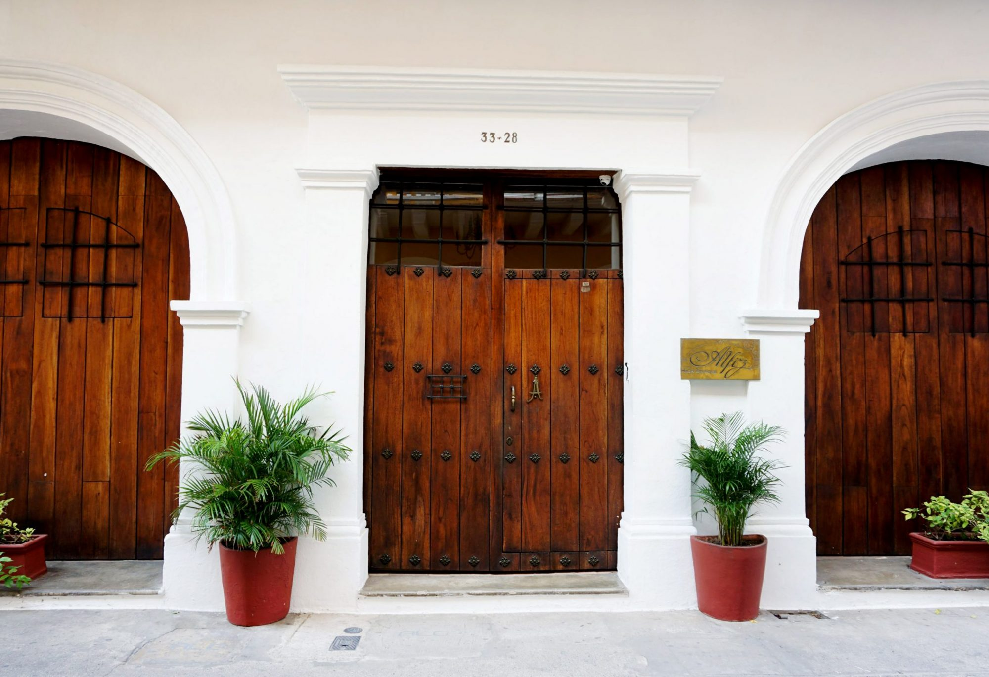 Alfiz Hotel Boutique Cartagena Colombia