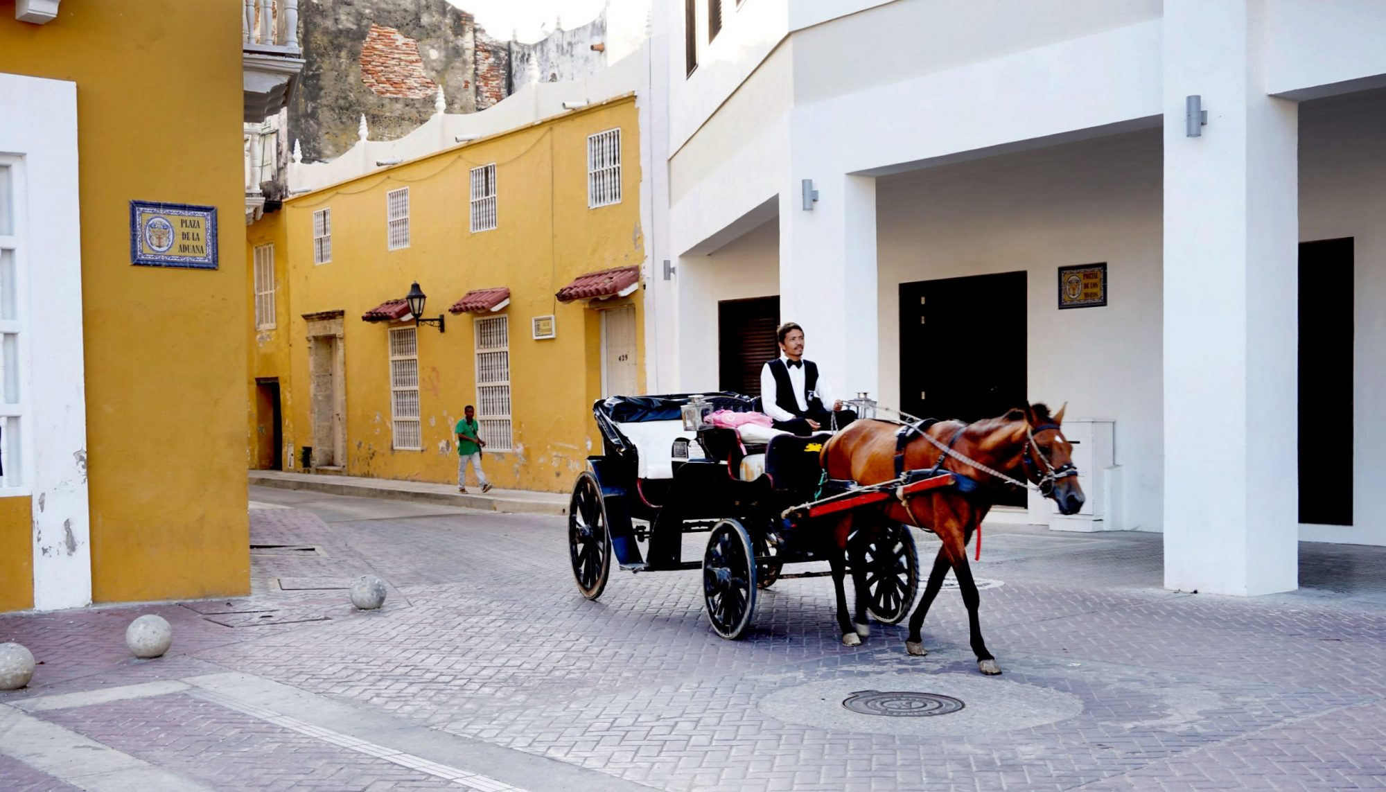 Cartagena de Indias Carriage Ride