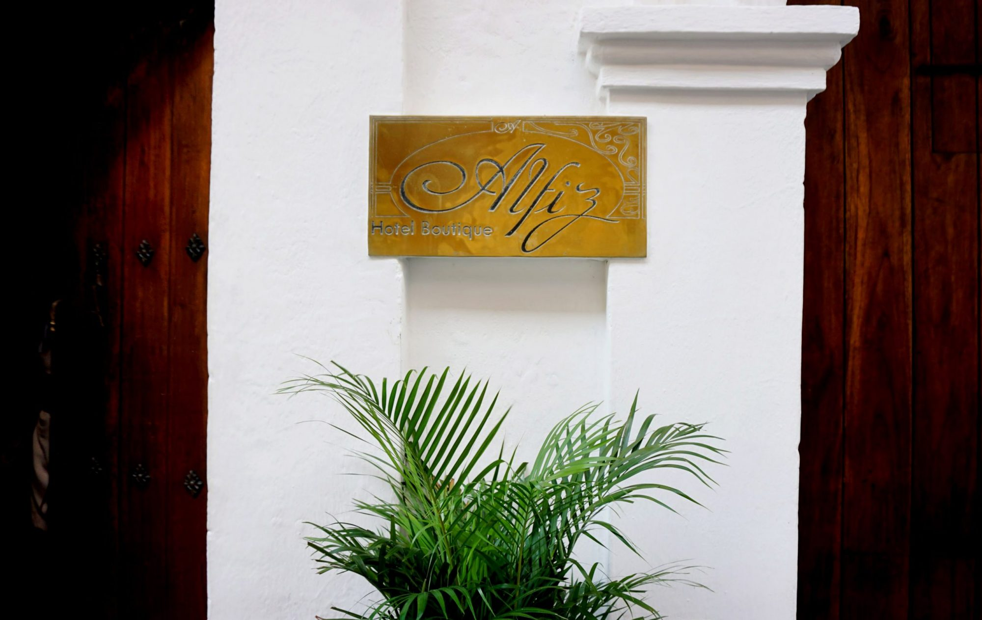 Beautiful Alfiz Hotel Cartagena