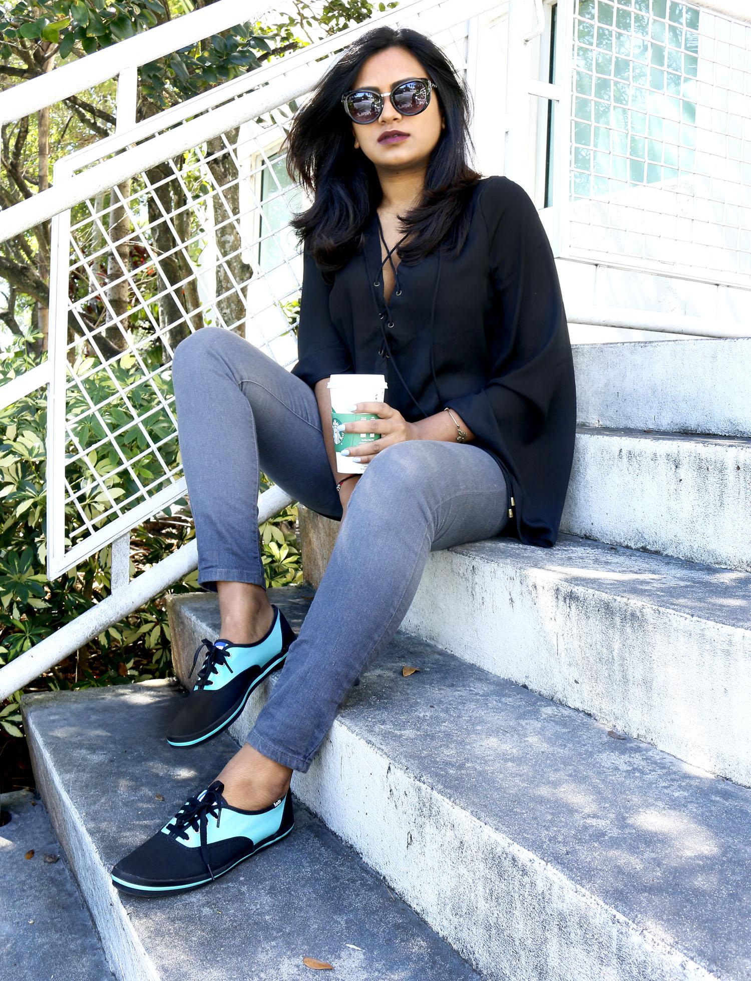 Digital-Influencer-Afroza-Khan-Custom-Keds (1)