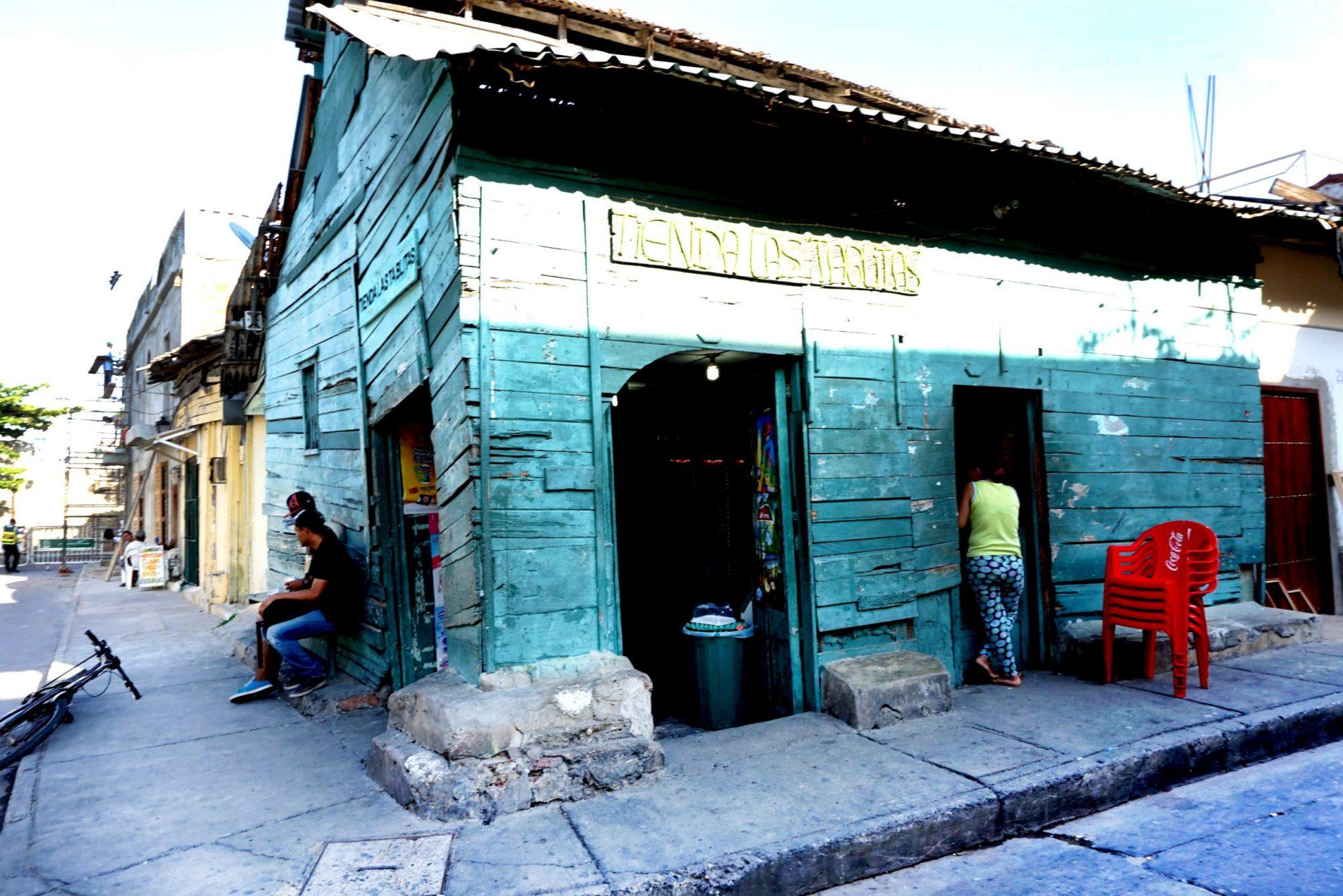 Getsemani Shops
