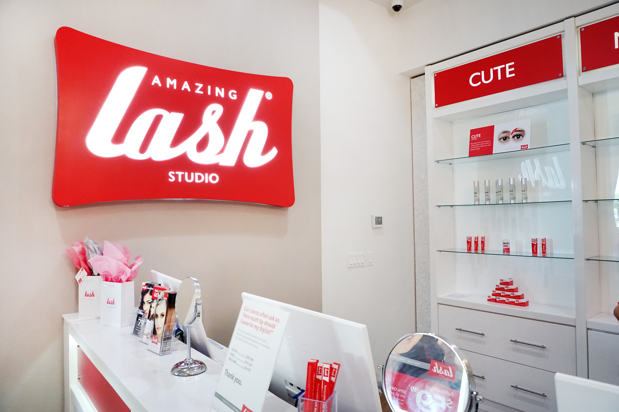 Amazing Lash Studio Review