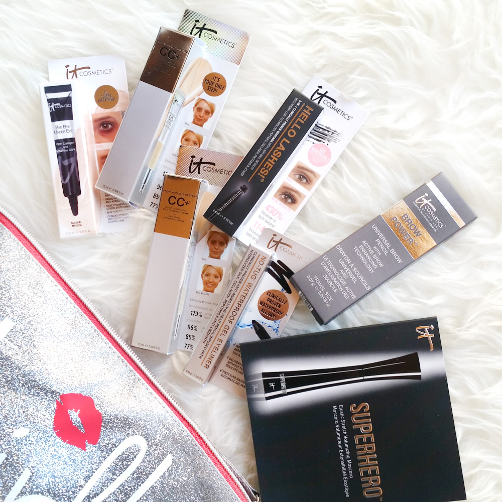 Beauty Influecer It Cosmetics Giveaway