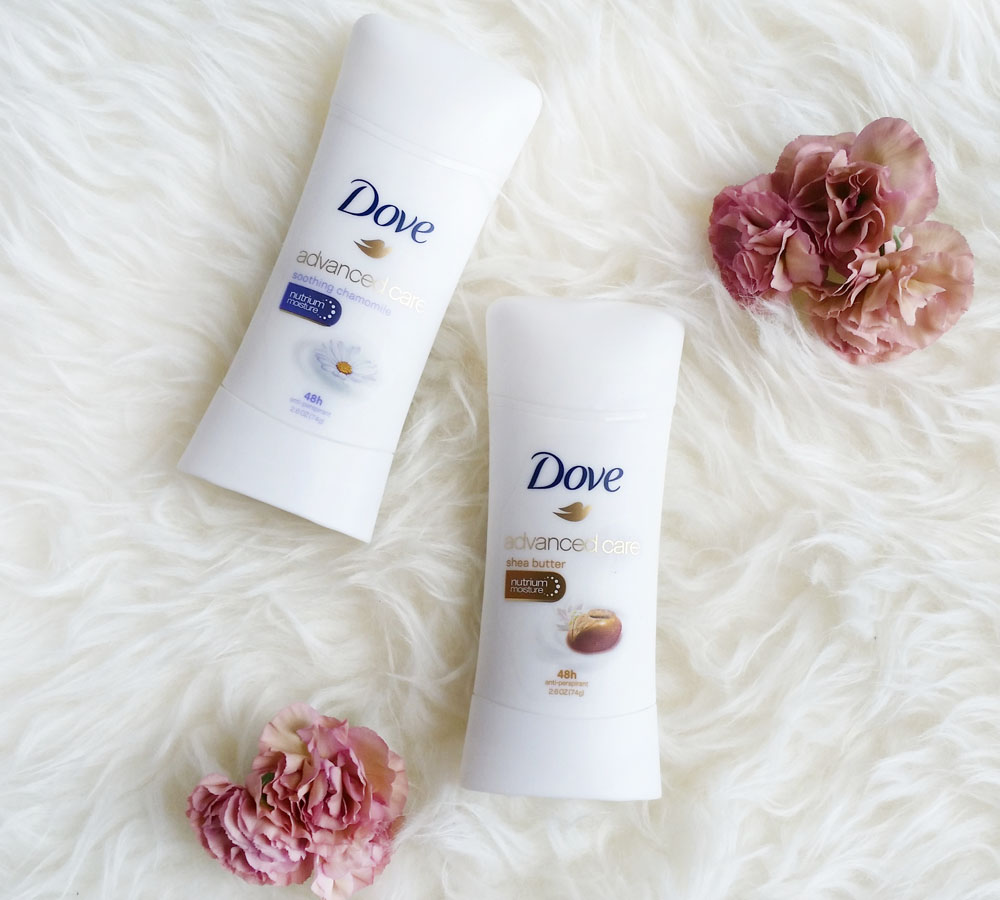 Dove Advanced Care Blogger Influencer
