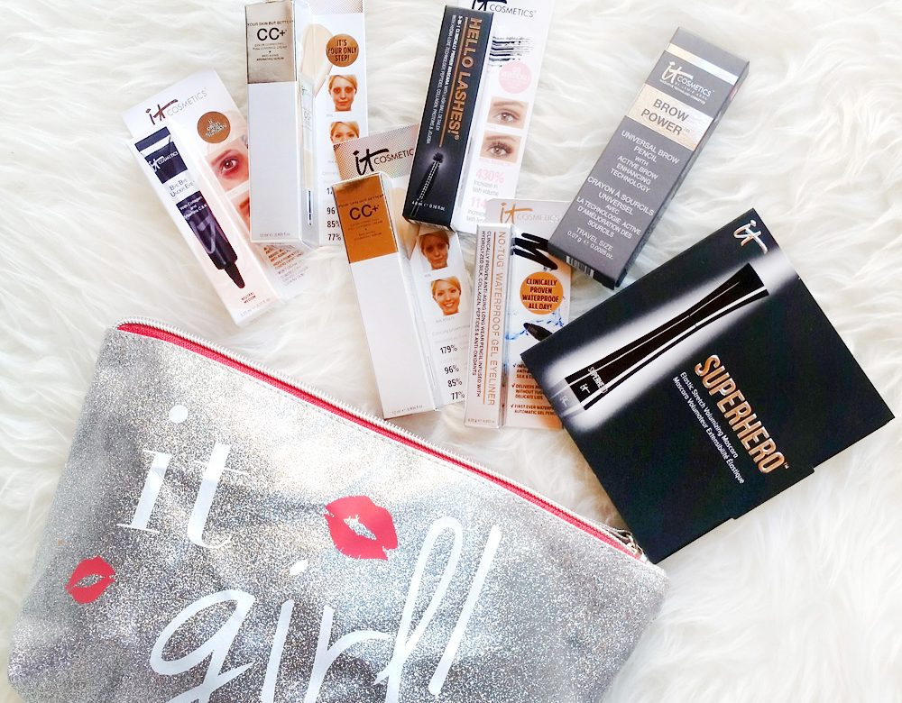 It Cosmetics Giveaway – Travel Sized Beauty Products
