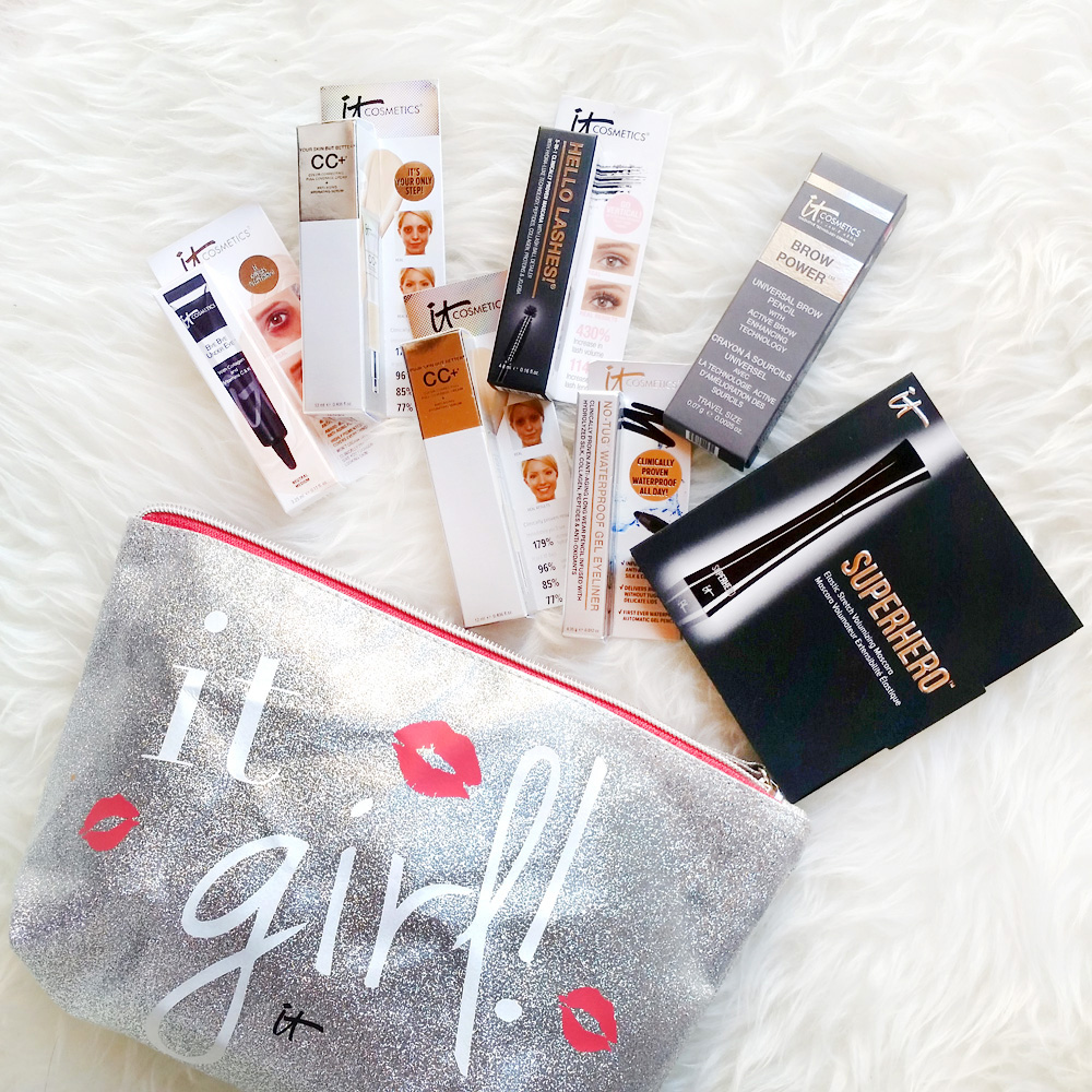 It Cosmetics Travel Size Giveaway