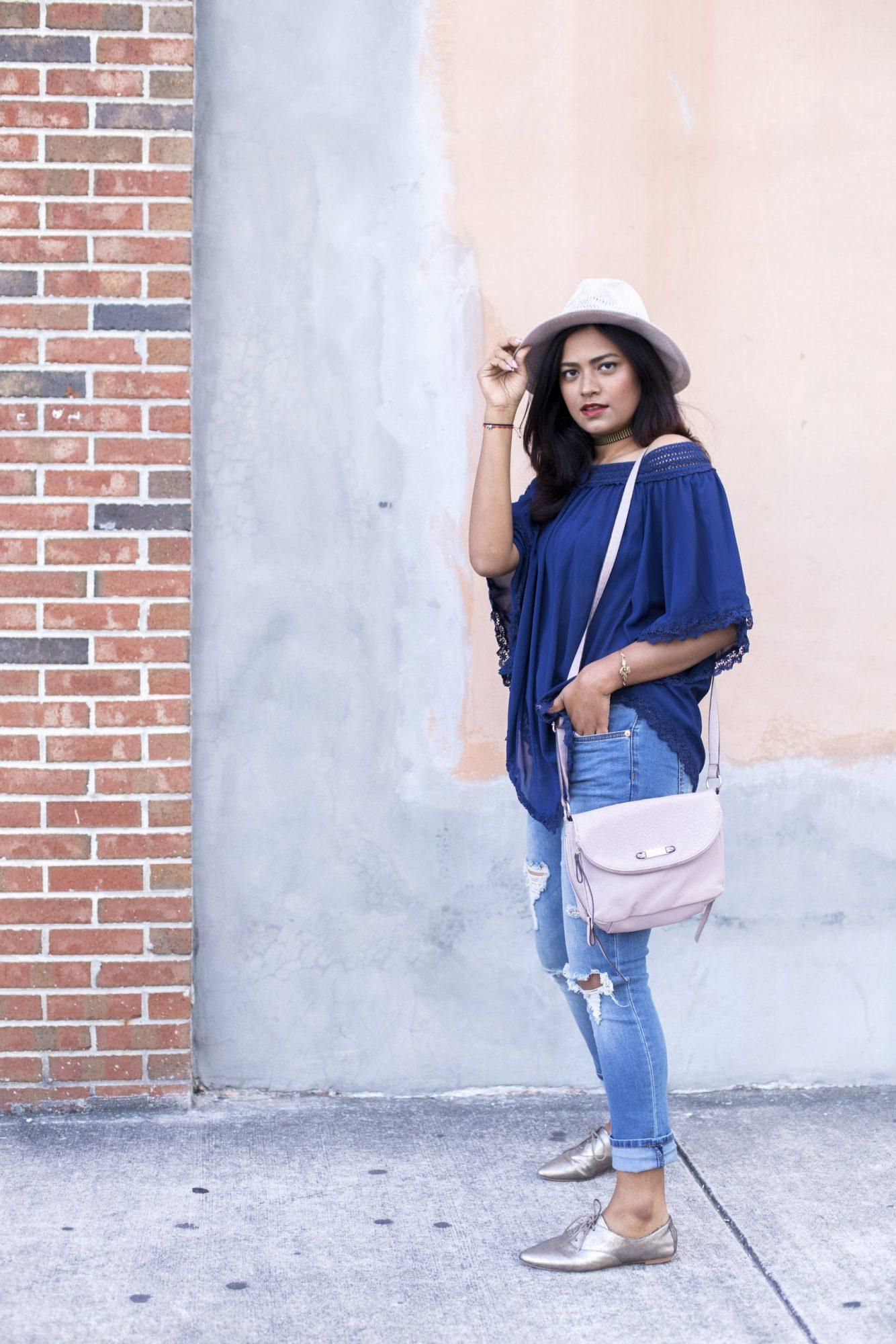 Miami Blogger Afroza