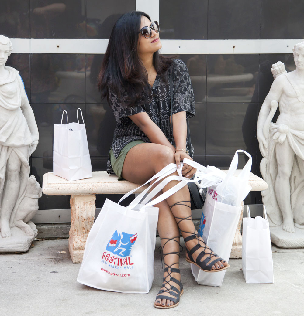 Miami Fashion Influencer Afroza Khan