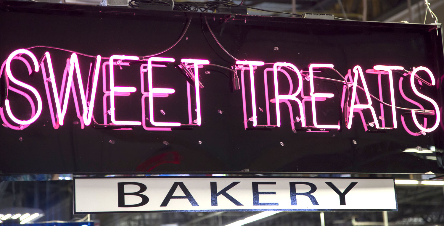 Sweet Treats Neon Lights