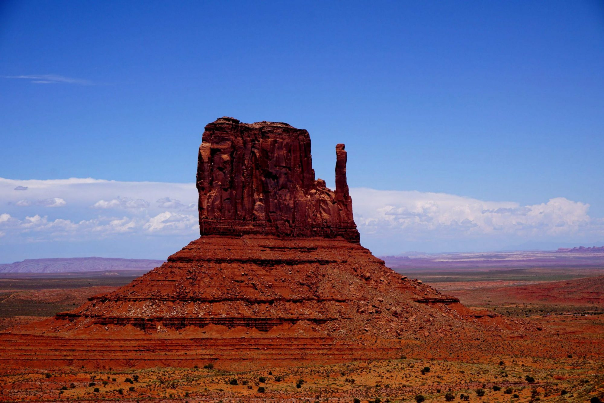 American West Monument Valley
