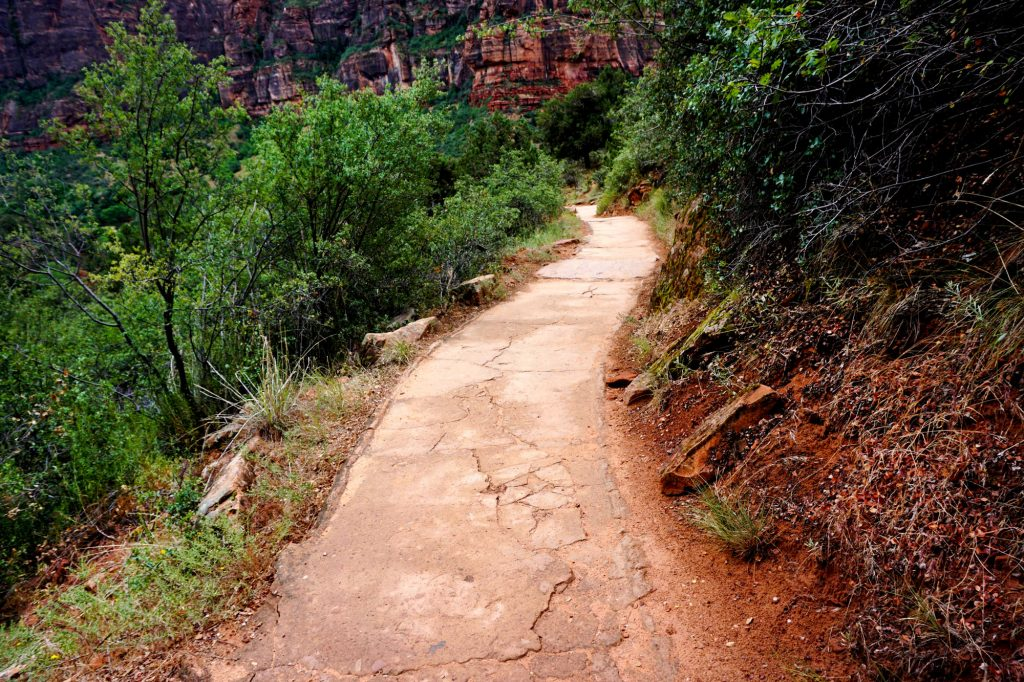 Angels Landing Hike Travel Blogger