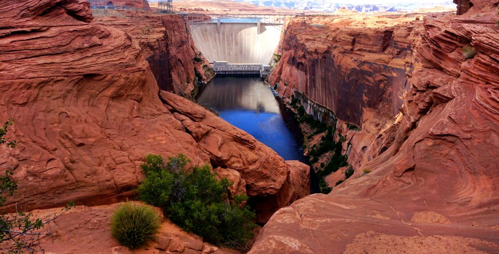 Arizona Glen Canyon Dam