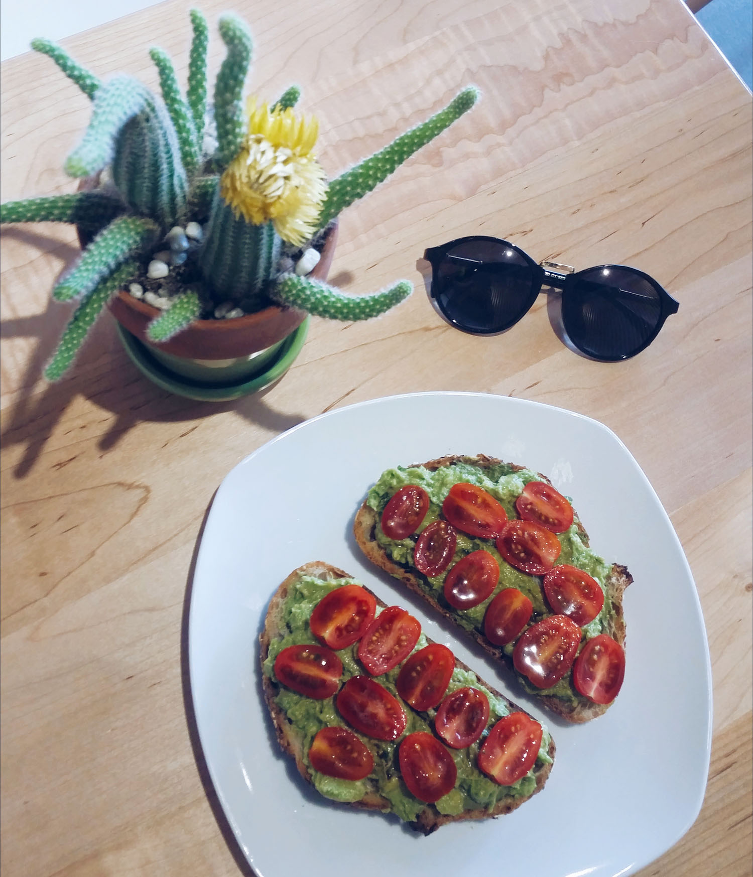 Avocado Toast Miami Vegan Spot Brickell
