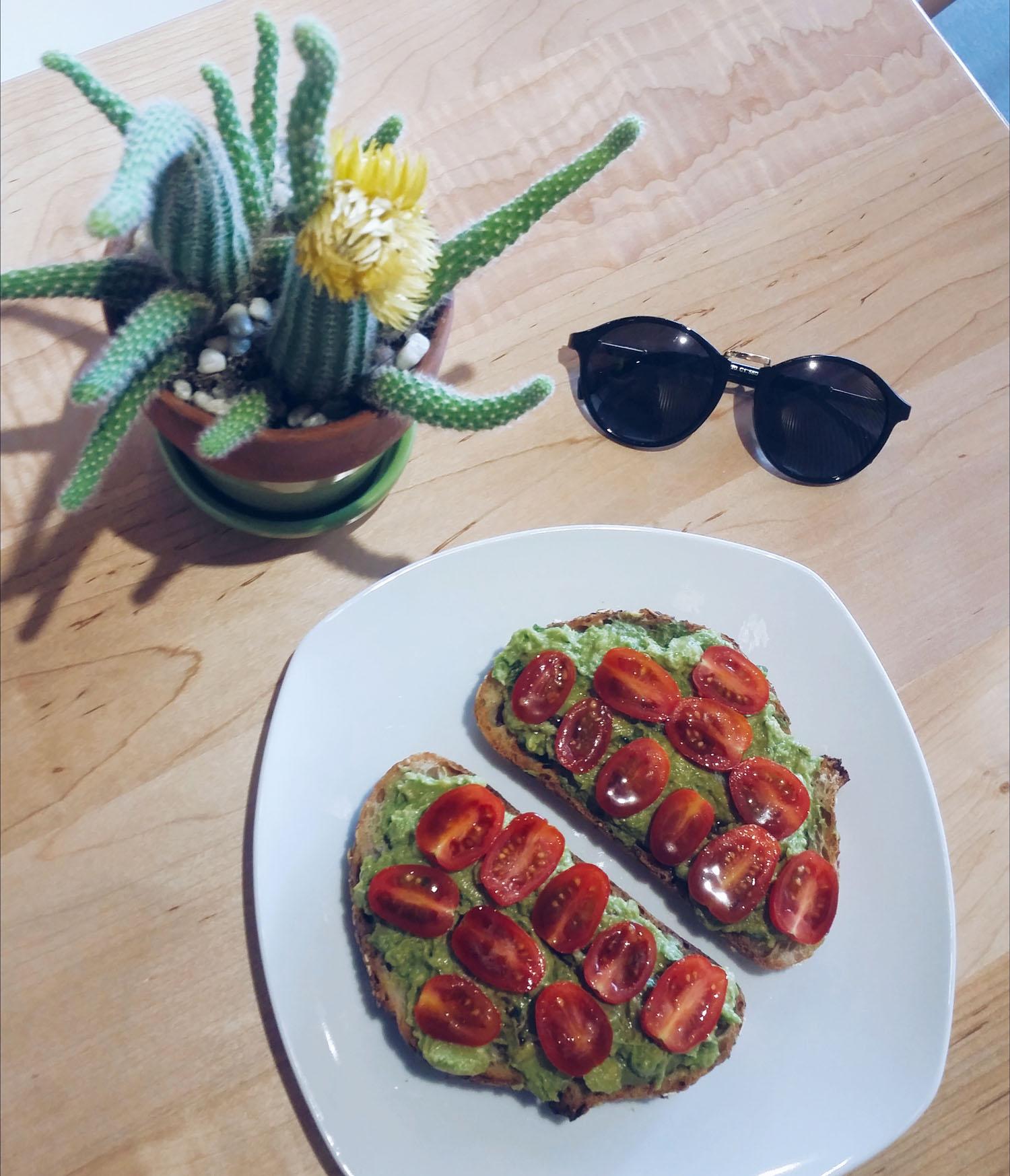 Avocado Toast Miami Vegan Spot Brickell