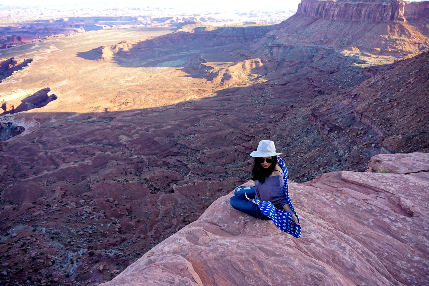 Canyonlands National Park Fourth of July