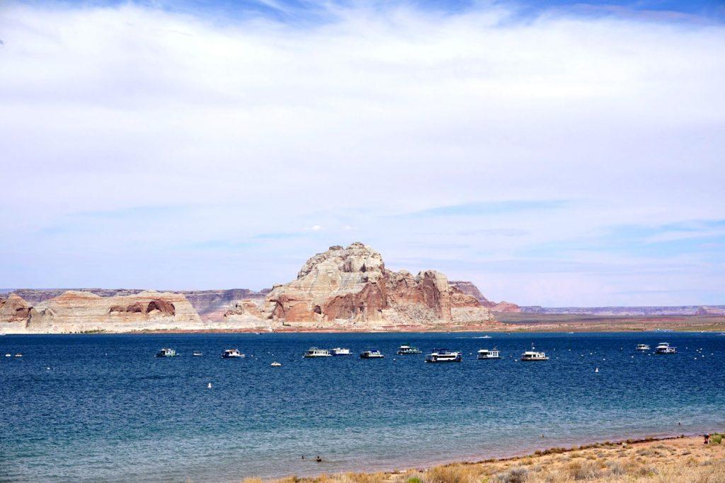 Lake Powell Visit Utah