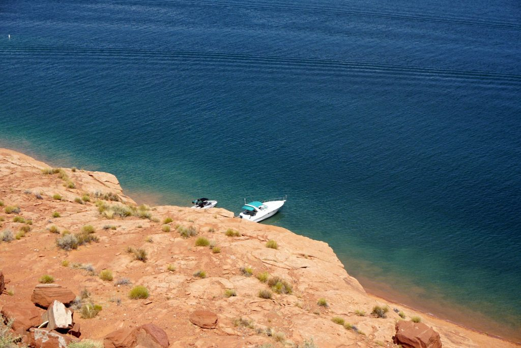 Lake Powell vacation