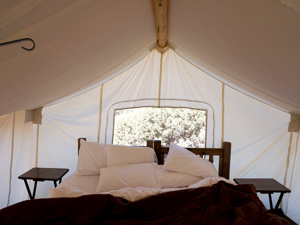 Moab Under Canvas Glamping Blog
