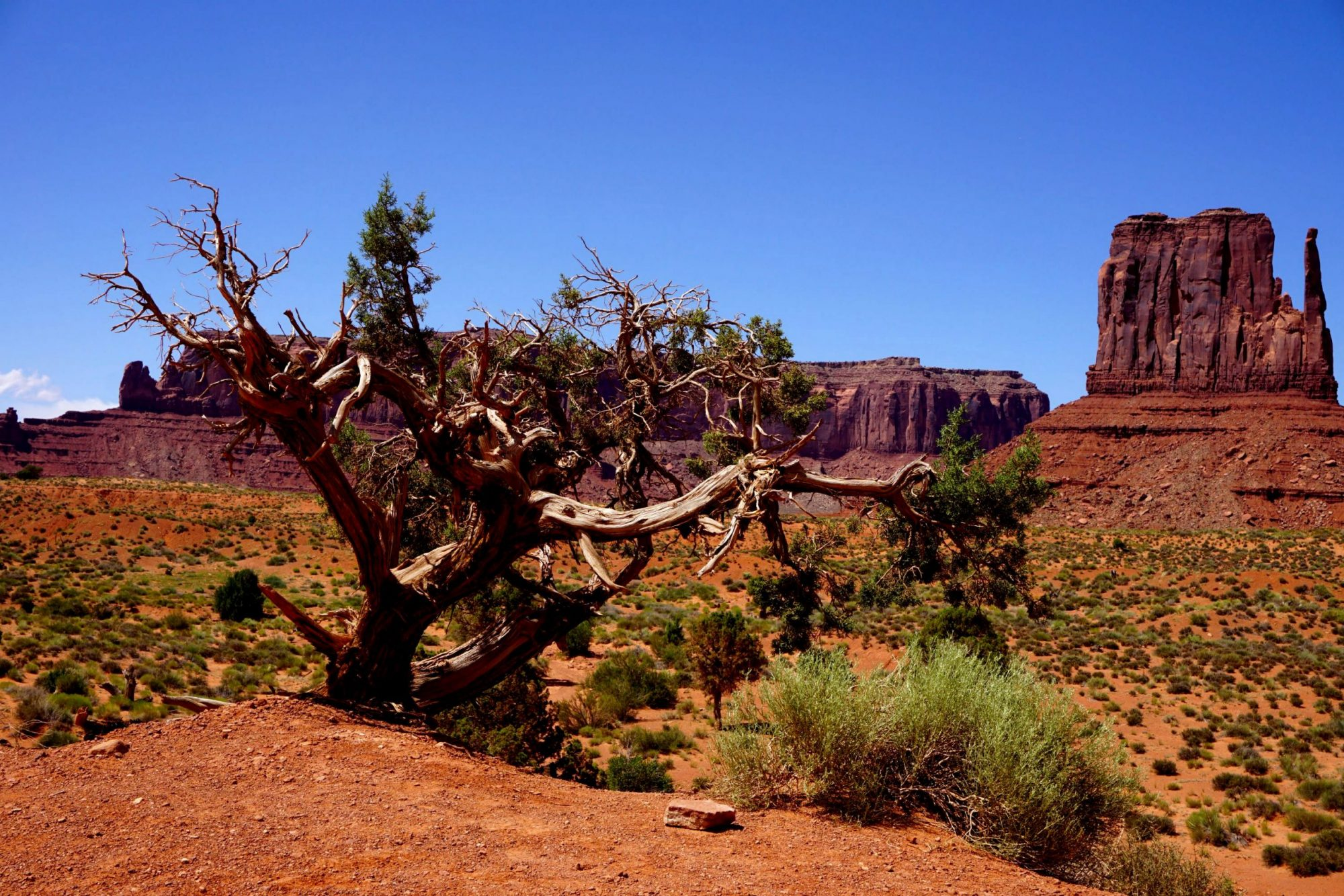 Monument Valley Indian Land