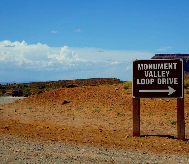 Monument Valley Loop Drive